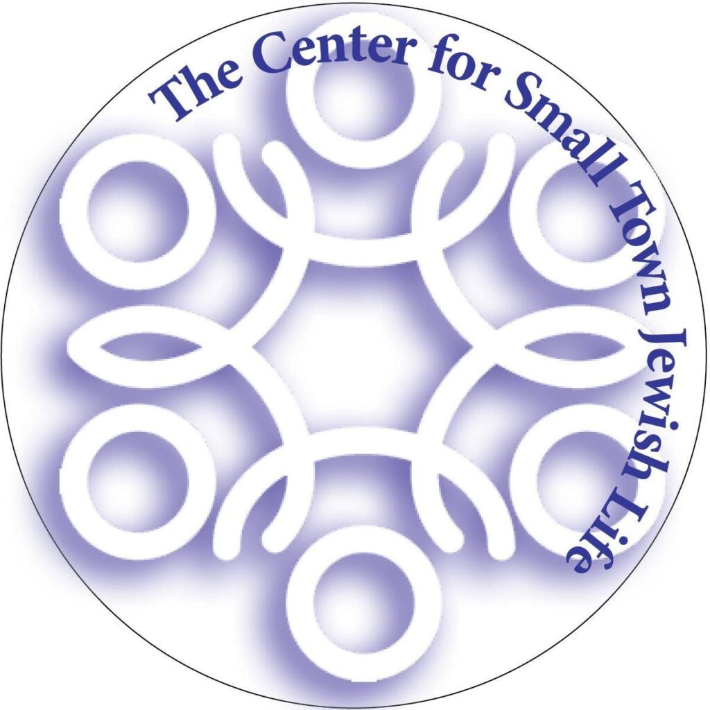 Logo for Center for Small Town Jewish Life