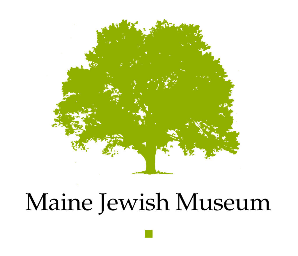 Logo for Maine Jewish Museum